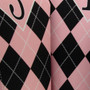BeeJo's: Golf Headcover - Pink Argyle Print