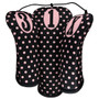 BeeJo's: Golf Headcover - Pink Polka Dots Print