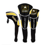 U.S. Army Military Headcovers (Set of 3) by Hotz Golf