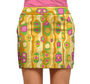Loudmouth Golf: Women's Skort - Sock It To Me