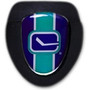 TourMark NHL Putter Jumbo Grip with Ball Marker - Vancouver Canucks