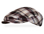Golf Knickers: Men's 'Par 5' Plaid Golf Knickers & Cap - Mojave
