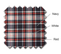 Golf Knickers: Men's 'Par 5' Plaid Golf Knickers & Cap - Old English