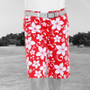 Royal & Awesome: Women's Golf Shorts - Wahine Magnet (Size:2) SALE
