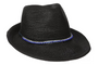 Profile by Gottex: Womens Fedora Sun Hat - Bluebell