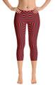 ReadyGOLF: Widow Maker Women's Capri Leggings