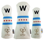 Sunfish: DuraLeather Headcovers - Fly the W – Cubs