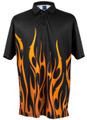 ReadyGolf: Mens Golf Polo Shirt - I'm On Fire