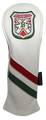 Country Club Embroidered Headcover - Hybrid