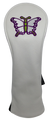 ReadyGolf: Embroidered Hybrid Headcover - Butterfly