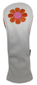 ReadyGolf: Embroidered Hybrid Headcovers (Set of 3) - Flower Power