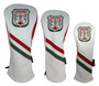Caddyshack - Bushwood Country Club Embroidered Headcover Set - Driver, Fairway, Hybrid