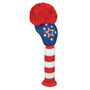 Just 4 Golf: Driver Headcover - Embroidered Stars - Navy, Red & White