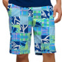 Loudmouth Golf: Men's StretchTech Shorts - Wedding Crashers