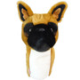 Daphne's HeadCovers: Frenchie Dog Golf Club Cover