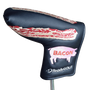ReadyGolf: Embroidered Putter Cover - Bacon