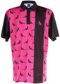 Mudflap Girls (Pink) Mens Golf Polo Shirt by ReadyGOLF