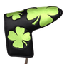 ReadyGolf: Embroidered Putter Cover - Four Leaf Clover