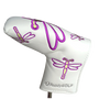 ReadyGolf: Embroidered Blade Putter Cover - Dragonfly