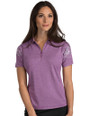 Antigua: Women's Essentials - Wildfire 104068 (Boysenberry Heather) Small - SALE