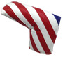 ReadyGolf: USA Flag Embroidered Putter Cover - Blade