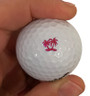 My Ball Stamp: EZ Ball Stamp Golf Ball Identifier - Scorpion Red