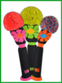 Just 4 Golf: Loudmouth Magic Bus Headcover Set