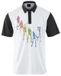 Bones Mens Golf Polo Shirt by ReadyGOLF