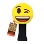 Emoji Golf Headcover - Wink