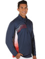 Antigua: Men's Performance Long Sleeve Pullover - Liberty 104390