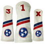 Sunfish: Headcover Set - Tennessee Tri-Star