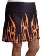 I'm On Fire Ladies Active SKORT by ReadyGOLF