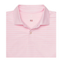 Fairway & Greene: Men's USA The Raleigh Stripe Jersey Polo
