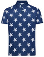 All Star Mens Golf Polo Shirt by ReadyGOLF (Pre-Order)
