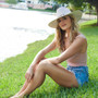 Physician Endorsed: Womens Sun Hat - Greyling