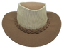 Aussie Chiller: Outback Mesh Hat - Camel