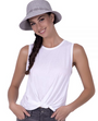 Physician Endorsed: Women's Sun Hat - Diamante (Grey/Silver)