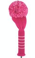 Just 4 Golf: Driver Headcover - Pink