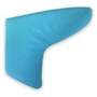Just 4 Golf: Putter Cover Blade Headcovers - Turquoise