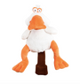 Daphne's HeadCovers: White Duck Golf Club Cover