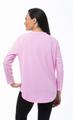SanSoleil: Ladies UPF 50 Sunglow Relaxed Tee - 900730