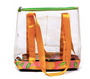 Sassy Caddy: Clear Tote Bag - Sicily
