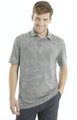 Chase 54: Men's Short Sleeve Polo - Map