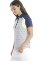 Chase 54: Women's Short Sleeve Polo - Royal