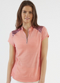 Chase 54: Women's Short Sleeve Polo - Mimic