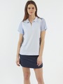Chase 54: Women's Short Sleeve Polo - Lynx