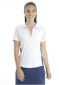 Chase 54: Women's Short Sleeve Polo - Mainsail