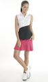 Chase 54: Women's Sleeveless Polo - Charmer