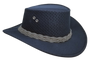 Aussie Chiller Outback Bushie Perforated Hat - Navy
