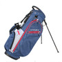 Hot-Z Golf: 2.0 Stand Bag - Red/White/Blue ***Estimated Restock Date – Late Oct 2021